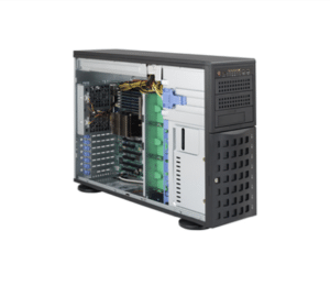 Supermicro AS-4023S-TRT AMD EPYC 4U Tower Server Barebone