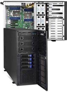 New! 4 x RTX 2080 Ti Workstation