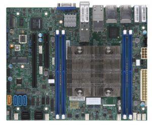 Supermicro Mbd X11sdv 12c Tp8f Xeon D 2166nt 2x10g Sfp 2x10g
