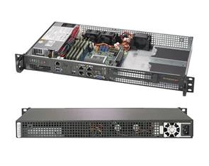 Supermicro AS-5019D-FTN4 AMD EPYC 3251 8C SoC 512GB 4GbE IPMI Embedded IoT  Gateway SD-WAN vCPE/uCPE Virtualization Front IO 1U Appliance Server